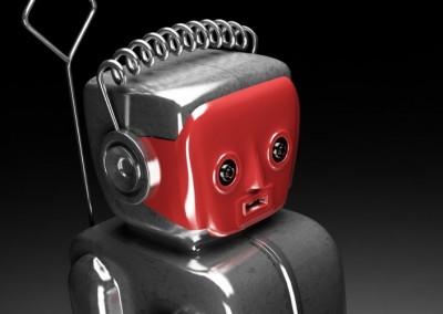 Imagen estudio – Juguete 3D