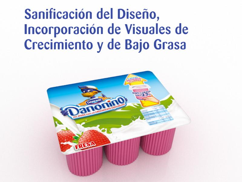 Branding – producto Danonino